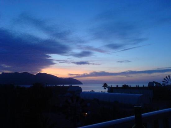 Protur Bonaire Aparthotel: Wonderful views from balcony.