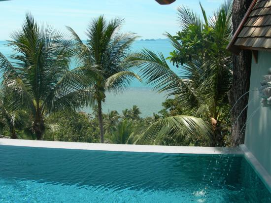 Four Seasons Resort Koh Samui Thailand: View from our villa