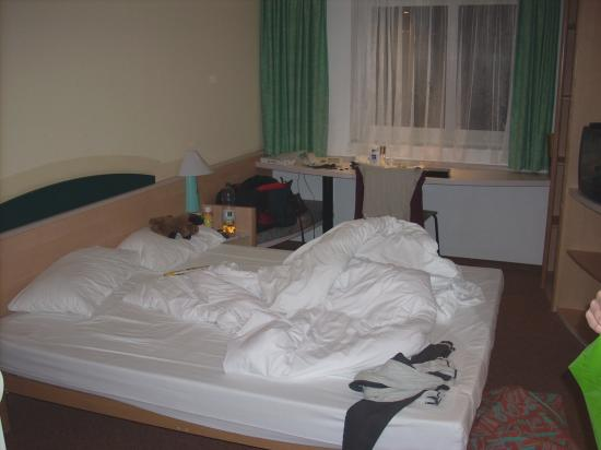 Ibis Fulda City: The standard hotel room