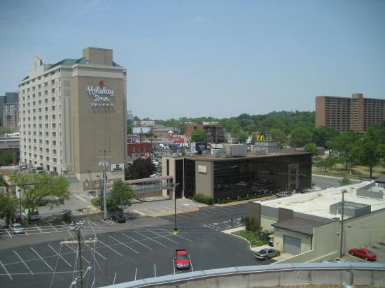 one view from room picture of nashville marriott at. Black Bedroom Furniture Sets. Home Design Ideas