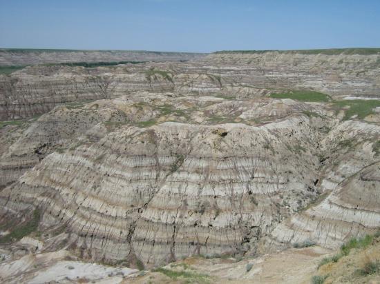 ดรัมเฮลเลอร์, แคนาดา: Horsethief Canyon 2