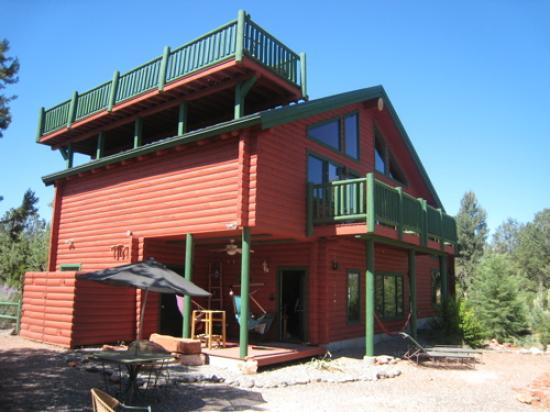 Sedona Dream Maker Bed & Breakfast: Exterior