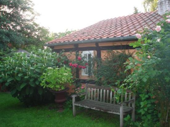 Pension Vestergade 44 : Garden in back