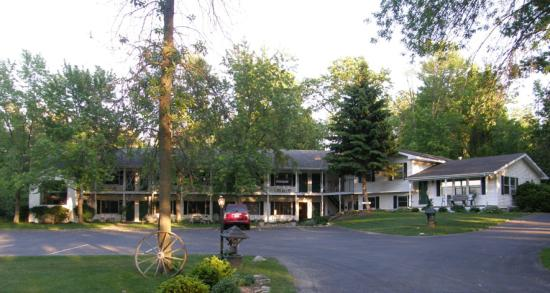 The Parkside Inn, Ellison Bay, Wisconsin