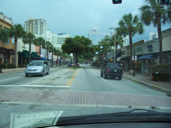 Las Olas Boulevard: Random Las Olas 1
