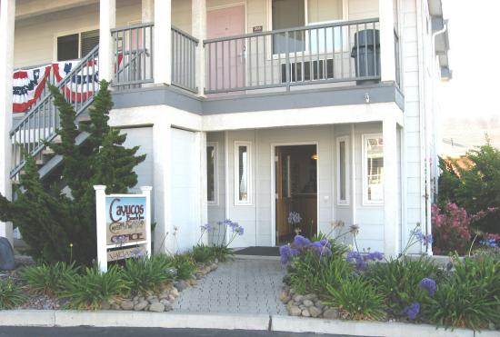Cayucos Beach Inn: Office