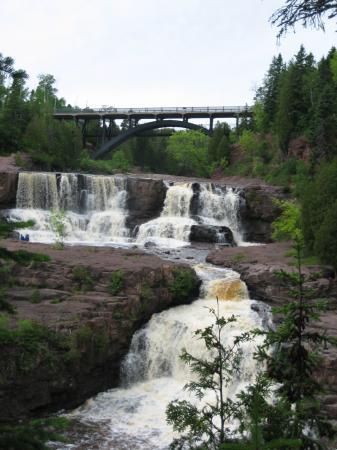 Gooseberry Falls Picture Of Duluth Minnesota Tripadvisor