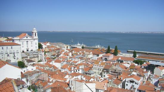 Palacio Belmonte: view from hotel balcony