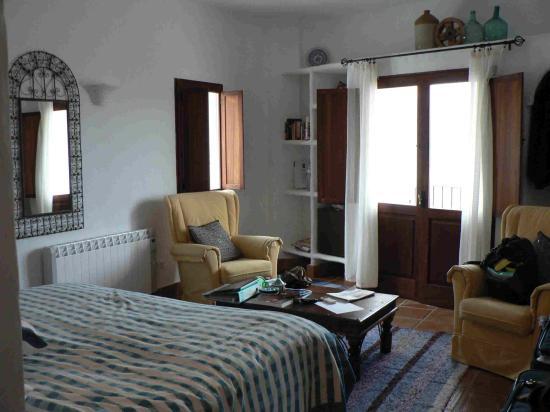 Hotel Los Castanos: Bedroom