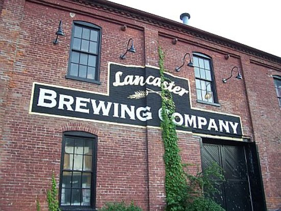 Ланкастер, Пенсильвания: Lancaster Brewing Company (Malt no longer in name)