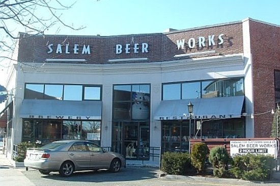 Beerworks No. 2 Salem: Salem Beer Works - December 2005