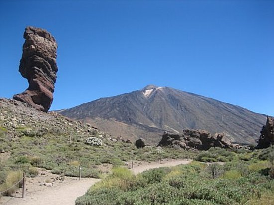 Tenerife, Spagna: El Teide
