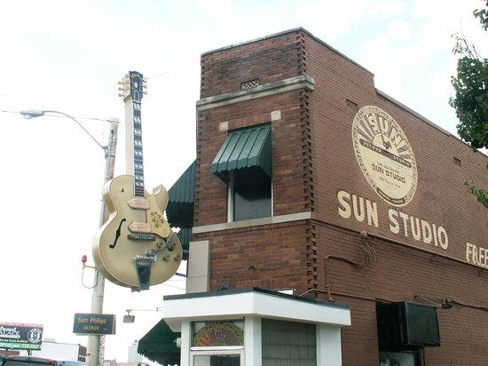 เมมฟิส, เทนเนสซี: Sun Studios