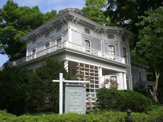 DeLano Mansion Inn Bed and Breakfast 이미지