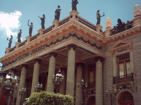 Socavon: Teatro Juarez