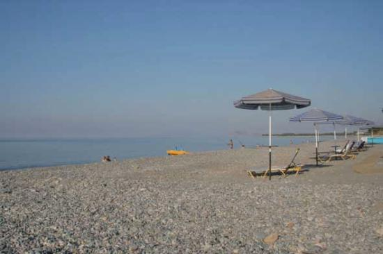 Chrispy World: la plage situee devant l hotel