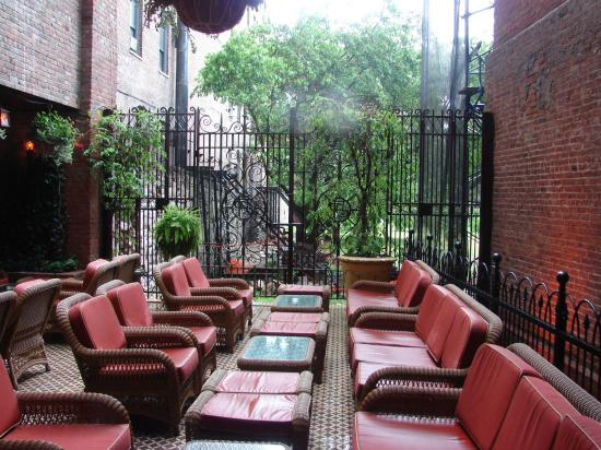 Amazing The Bowery Hotel: Patio U0026 Restaurant