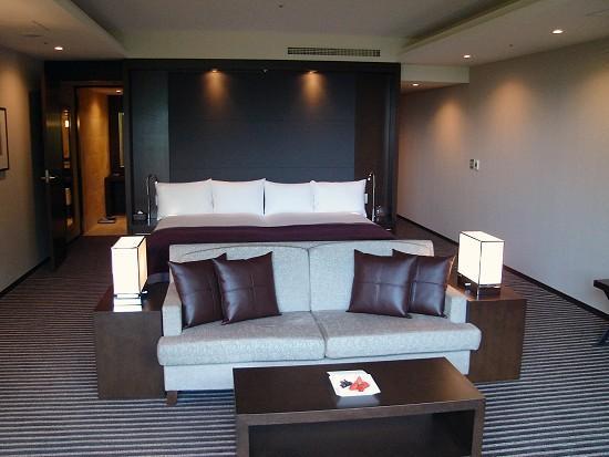 Hyatt Regency Hakone Resort and Spa: The Deluxe Room (view from balcony)