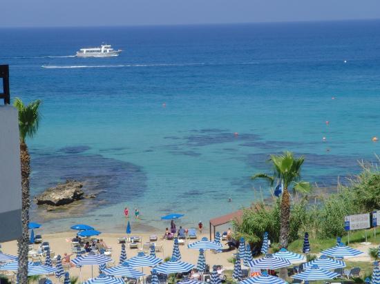 Silver Sands Beach Hotel Paralimni Cyprus