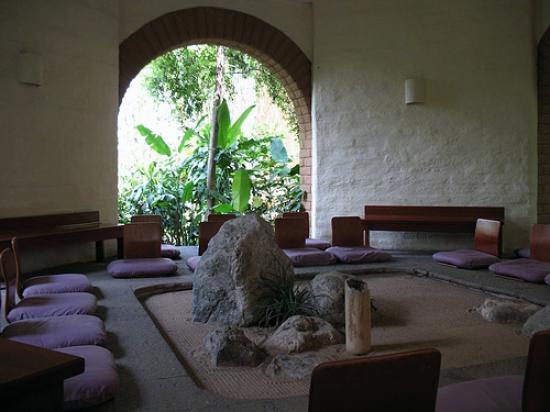 Mision del Sol Resort and Spa: Meditation chamber at Mision del Sol