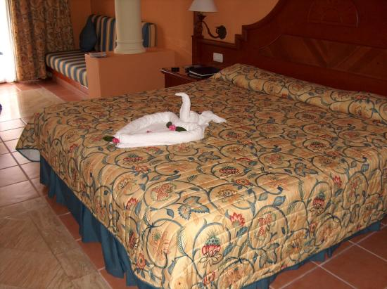 Grand Bahia Principe Bavaro: la chambre