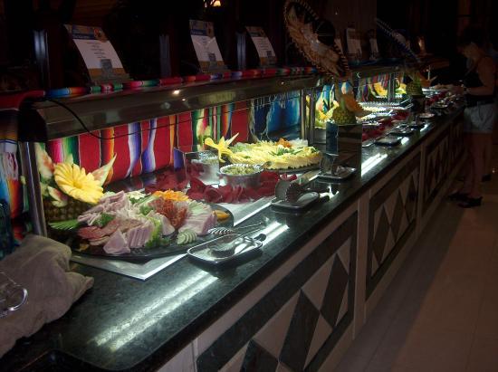 Grand Bahia Principe Bavaro: les buffets