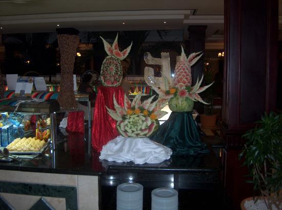 Grand Bahia Principe Bavaro: buffets