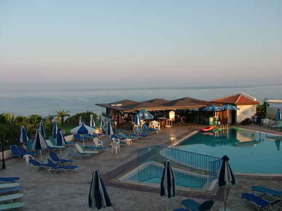 Helios Bay Hotel: A room with a view