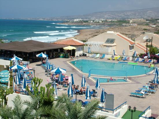 Helios Bay Hotel: Another room and another view