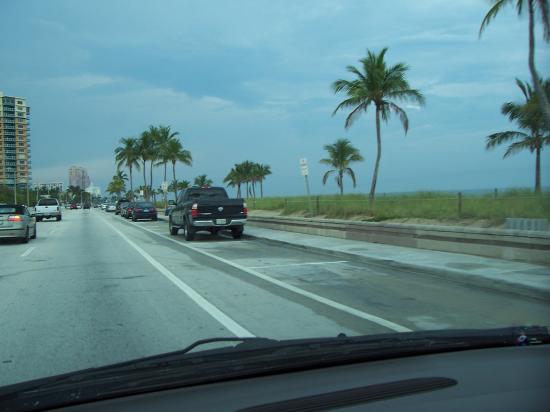Fort Lauderdale Beach: Parking