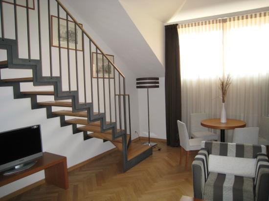 Residence Verona: Just like the pictures on the website.