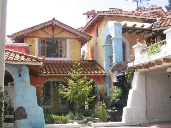 La Casa Sol Otavalo: La Casa Sol in Otavalo (Peguche)