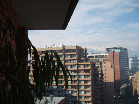 Santa Magdalena Apartments : This is the view from one of my 2 personal balconies on the 15th floor!!