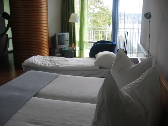 Hotel Sedartis: Triple room
