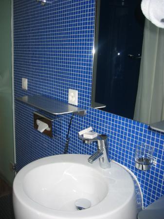 Hotel Sedartis: Modern basin