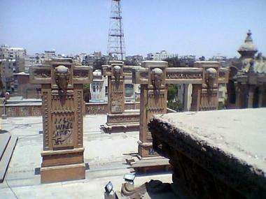 Baron Palace - On the roof 02