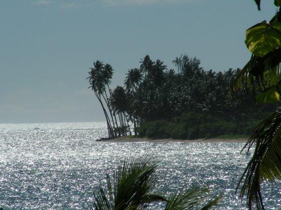 Si'umu, Samoa: Ocean view