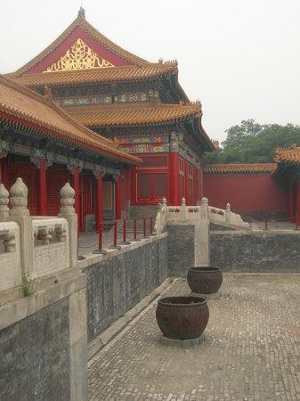 Pekin, Chiny: cité interdite