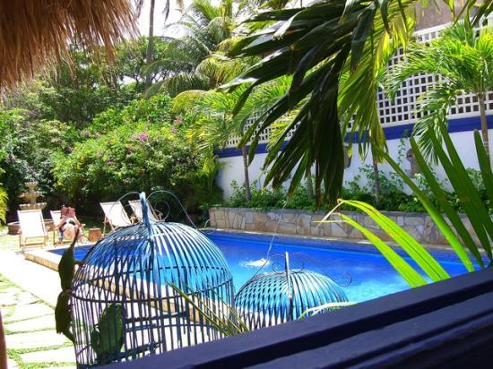 La Posada Azul: Pool