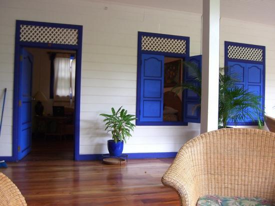 La Posada Azul: Room 4 entry