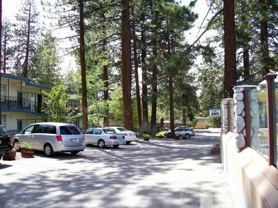 Americana Village: Americana Drive & Parking