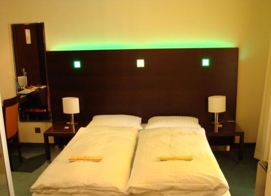 Fleming's Hotel Zürich: Bedroom