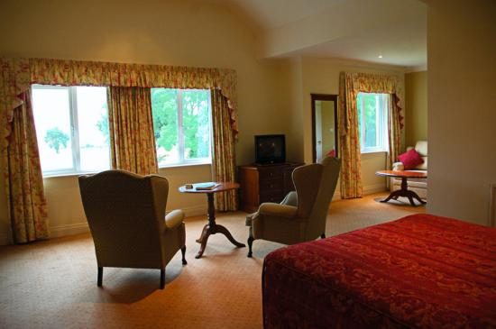 Loch Lein Country House: One of our rooms