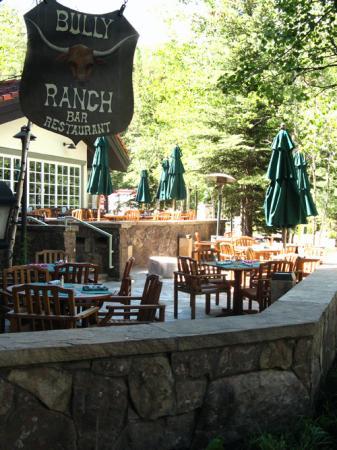 Sonnenalp: Bully Ranch Restaurant