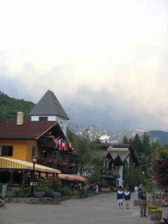 Sonnenalp: Village