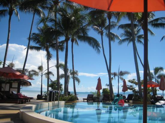Samui Amanda Resort: the pool