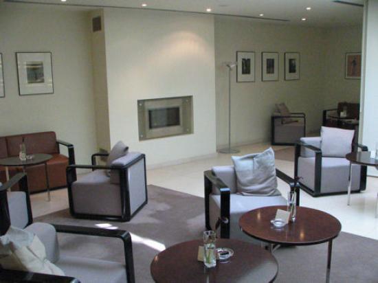 Maximilian Hotel: Lounge