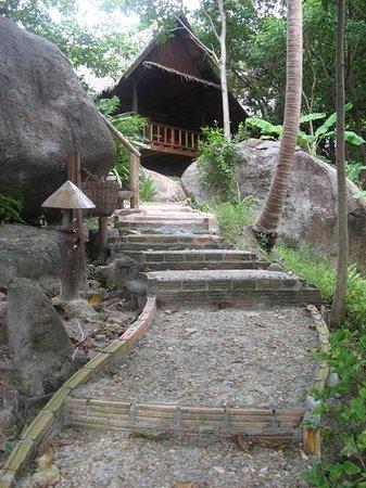 Sensi Paradise: Bungalow at Sensi