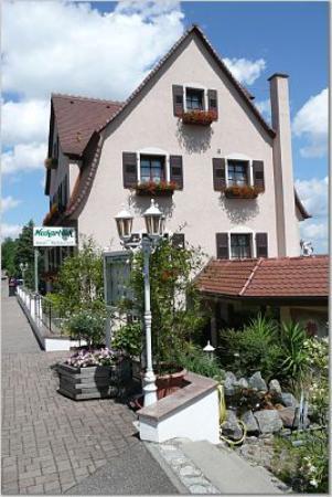 Hotel Neckarblick : Exterior