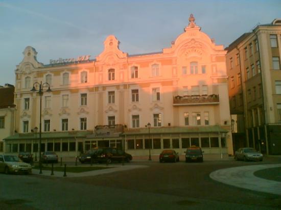 래디슨 블루 아스토리아 호텔 사진